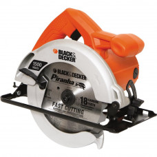 "Serra Circular 7.1/4"" 1500 Watts - CS1024 - Black & Decker"